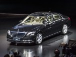 2018 Mercedes-Benz S-Class, 2017 Shanghai auto show