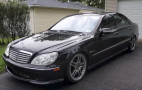 Someone paid $3,750 for a Mercedes-AMG S65 that once cost $200,000