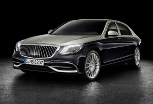 2019 Mercedes-Maybach S-Class