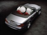 Mercedes-Benz safety - SL airbags