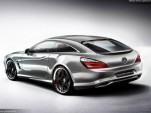 Mercedes-Benz SL Class-based CoupeTorino design study by StudioTorino