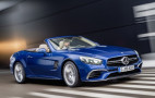 AMG's SL73 nameplate to return as 805-hp hybrid?