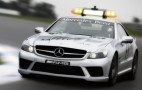 Mercedes-Benz SL63 picked as 2008 F1 Safety Car