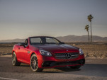 2018 Mercedes-Benz SLC-Class (Mercedes-AMG SLC43)