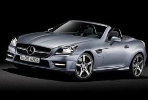 2012 Mercedes-Benz SLK Class