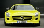 All-Electric Mercedes-Benz SLS E-Cell Gets Closer To Launch