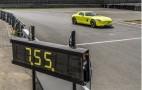 Electric SLS AMG Sets Nürburgring Record For A Production EV: Video