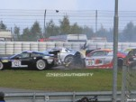Mercedes-Benz SLS AMG GT3 crash