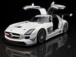 Mercedes-Benz SLS AMG GT3 race car leak