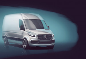 First details on next-generation Mercedes-Benz Sprinter revealed