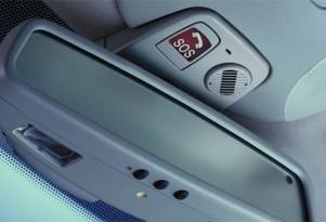 Mercedes Benz Tele Aid system