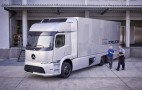 Daimler to build large electric semi truck; Urban e-Truck results good so far