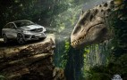 Mercedes Fleet Including Unimogs And G63 6x6 Starring In 'Jurassic World': Video