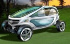 Mercedes-Benz Designs A... Golf Cart?