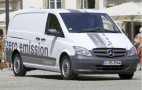 Mercedes-Benz Launches Trial Of Vito E-Cell All-Electric Van