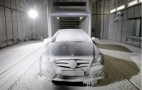 Mercedes-Benz's Freezing/Sweltering Climate Tunnels In Action: Video