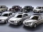 Mercedes-Benz E-Class Lineup