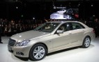Mercedes-Benz Unveils All-New E-Class