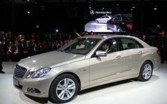 2010 Mercedes-Benz E-Class Preview