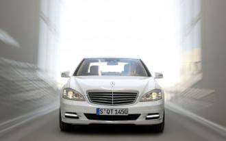First Look: 2010 Mercedes-Benz S400 Hybrid
