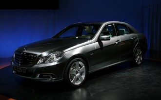 2009 New York Auto Show: 2011 Mercedes-Benz E250 Bluetec Diesel in the Works