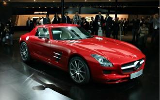 Video: 2011 Mercedes-Benz SLS AMG German Ad Hints At U.S. Spot?