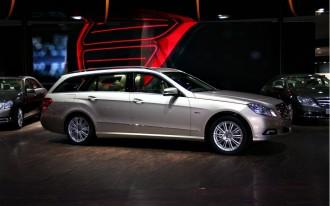Recall Alert: 2011 Mercedes-Benz E-Class Sedan and Wagon