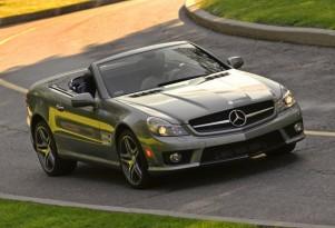 2010 Mercedes-Benz SL-Class