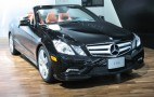 2010 Detroit Auto Show: 2011 Mercedes-Benz E-Class Cabriolet Live Gallery