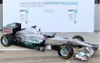 Mercedes GP Unveils 2011 Formula 1 Race Car