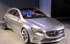 Mercedes-Benz Concept A-Class: 2011 New York Auto Show Live Photos