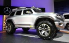 Mercedes-Benz Ener-G-Force Live Photos: 2012 L.A. Auto Show