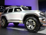 Mercedes-Benz Ener-G-Force Concept, 2012 Los Angeles Auto Show