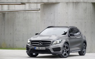 2015 Mercedes-Benz GLA-Class: Best Car To Buy Nominee