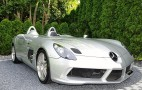Ultra-rare Mercedes SLR Stirling Moss pops up for sale