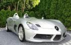 Ultra-rare Mercedes SLR Stirling Moss pops up for sale