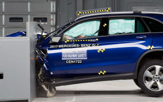 2018 Mercedes-Benz GLC SUV earns Top Safety Pick+ nod by IIHS