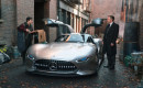 "Mercedes-AMG Vision Gran Turismo in ""Justice League"""