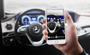 Ask Mercedes augmented reality app and chatbot