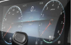 Mercedes-Benz A-Class interior photo teasers tip plug-in hybrid model