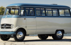VW Microbus too common? This retro Mercedes bus may do the trick