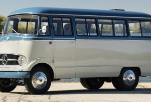 1959 Mercedes-Benz O 319 bus