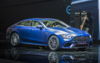 2019 Mercedes-AMG GT 4-Door Coupe ready to challenge the Porsche Panamera