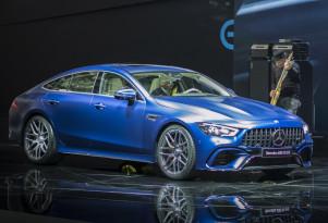 2019 Mercedes-AMG GT 4-Door Coupe