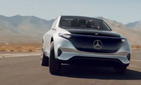 Mercedes-Benz Generation EQ in video ad