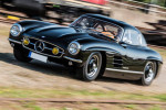 Unique Mercedes Gullwing worth $1.9M stolen from outside Nürburgring hotel