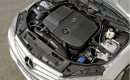 Mercedes BlueEfficiency four-cylinder diesel