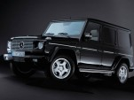 Mercedes boosts power on its G55 AMG