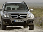Mercedes delivers the first GLK in Germany