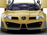 Mercedes-McLaren SLR 'Renovatio' by MANSORY
